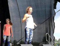 Więcej o: Plenerowy fitness w Cikowicach