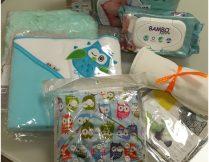 Więcej o: Kolejne wyprawki niemowlęce przygotowane!